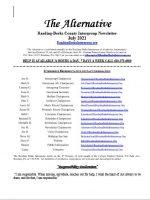 The Alternative July 2021 SNIP